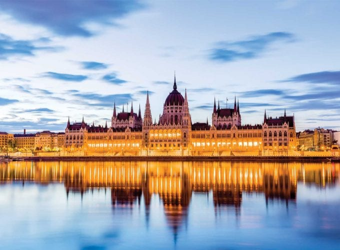 تور 8 روزه مجارستان - اتریش
