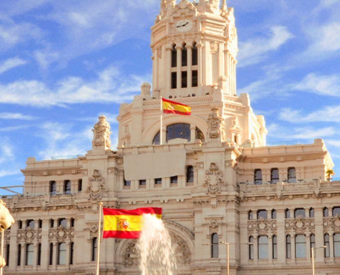 تور اسپانیا 20 بهمن