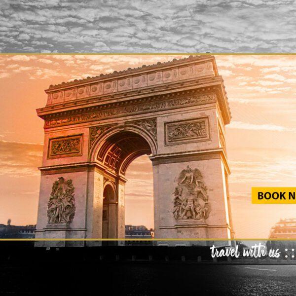 5 روزه فرانسه 22 اردیبهشت
